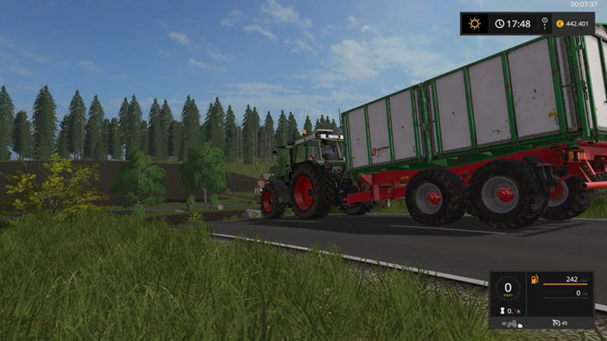 Fendt Favorit 512 C V 1.0