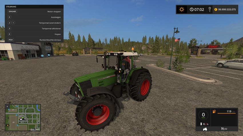Fendt Favorit 926 Vario V 1.0
