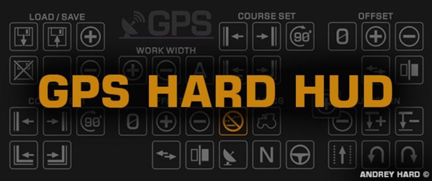 GPS HARD HUD MOD V 1.0