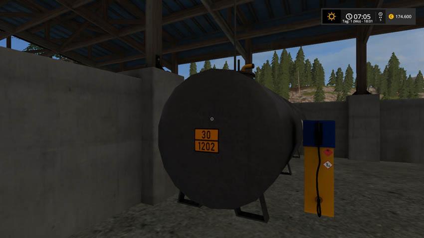 Gas station V 1.2