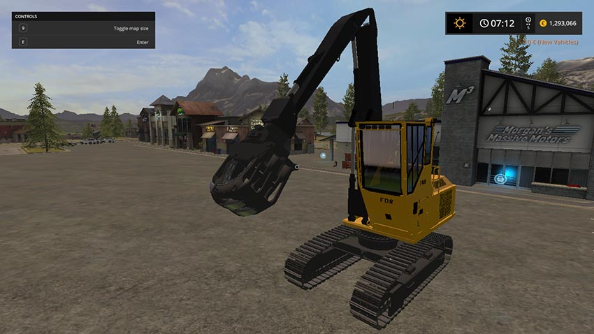Grapple Loader v 1.0