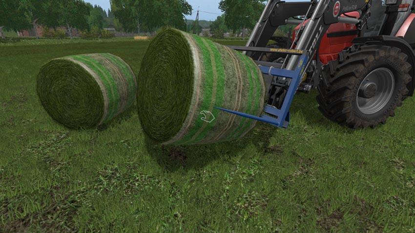 Grass bales NEW V 1.0