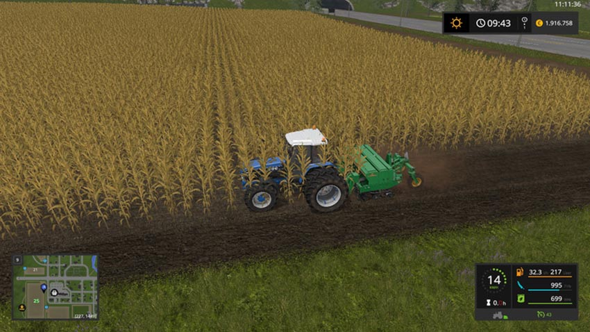 Great Plains 3P1006NT - direct drilling V 1.0