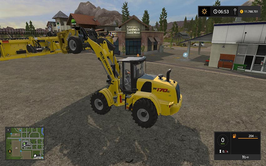 Header Carrier V 1.0