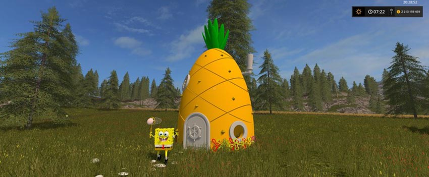 House of Spongebob V 1.0