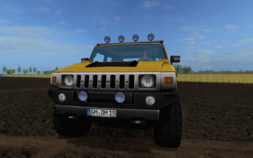 Hummer H2 V 0.17.0