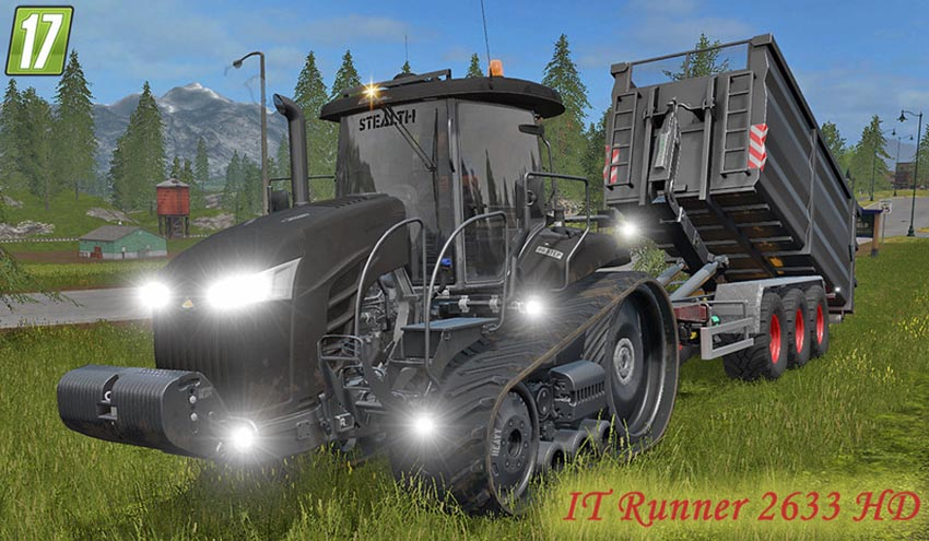 IT Runner 2633 HD V 1.1