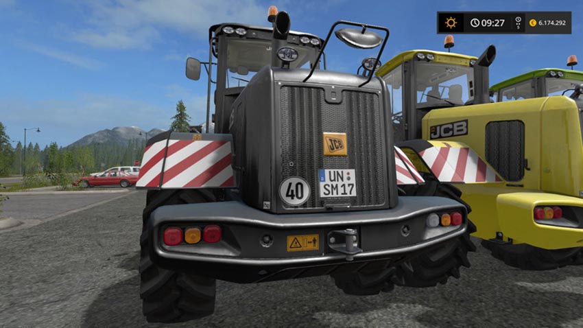 JCB 435S with color selection v 1.0