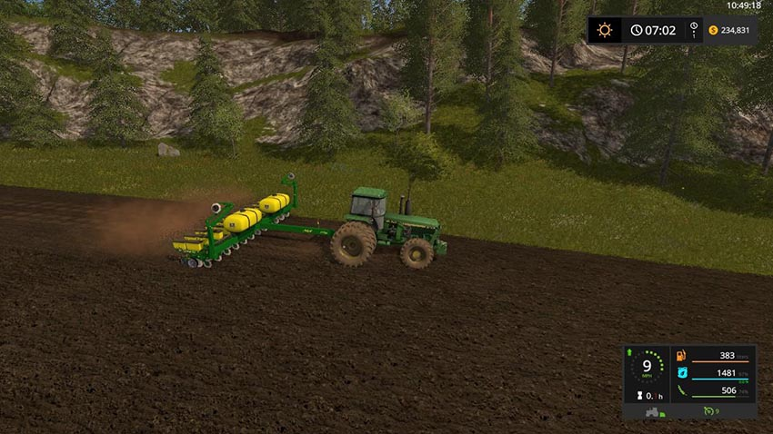 John Deere 1760 12 Row Planter v 1.0