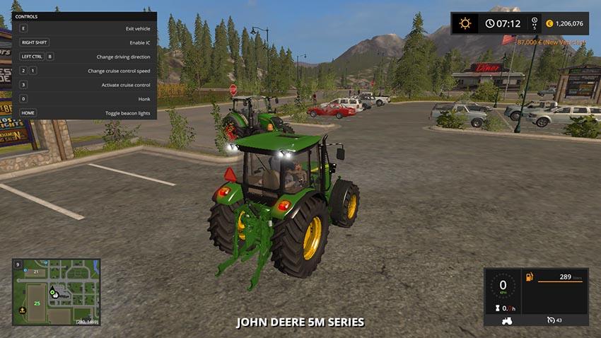 John Deere 5M Series V 1.0