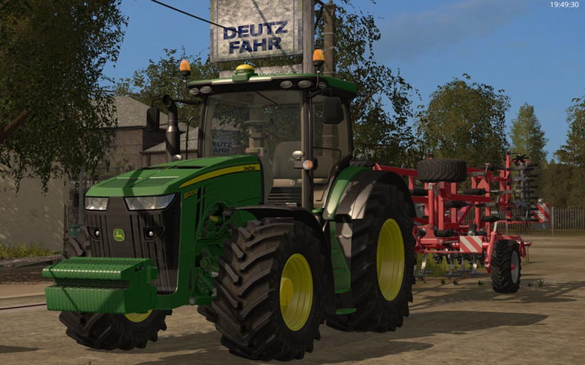 John Deere 8R Series BETA