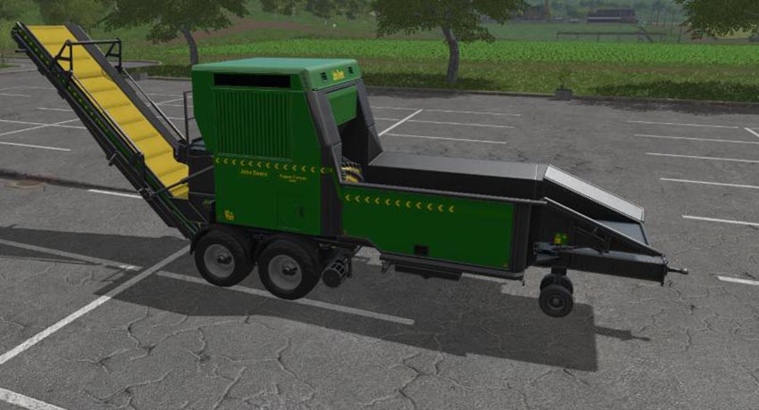 John Deere Super Forest v 1.0