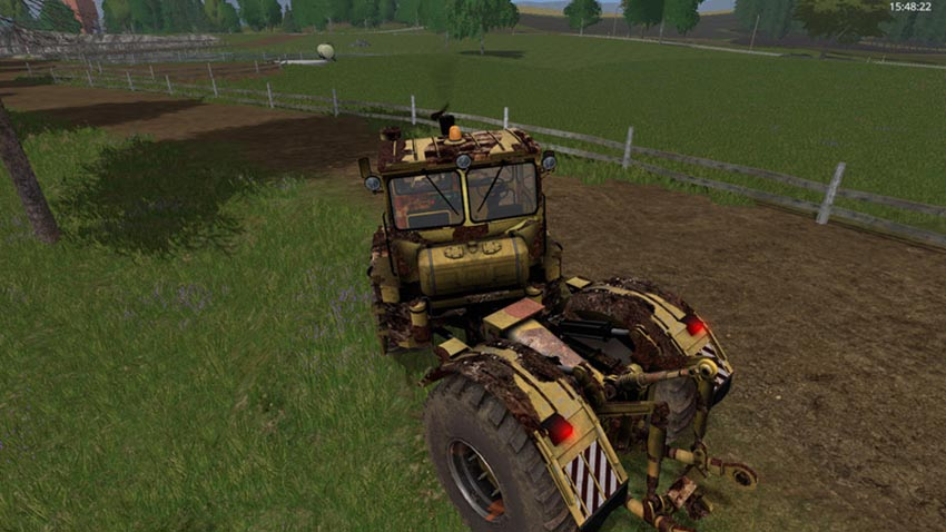 K700 Texture Pack old and rusty V 1.0