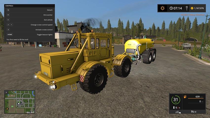 Kirovets K 700A v 1.0