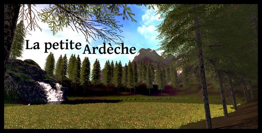 La petite Ardache V Beta 1.2