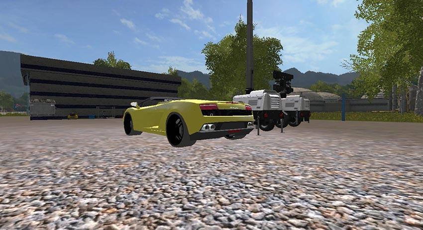 Lamborghini Gallardo spyder v 1.0