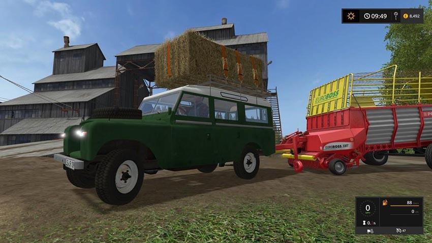 Land Rover 109 v 1.0
