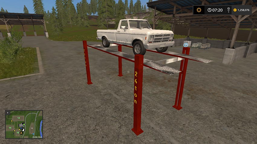 Lift Car Pack