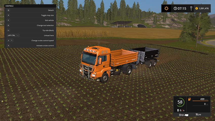 MAN TGS 18.440 Tipper Pack