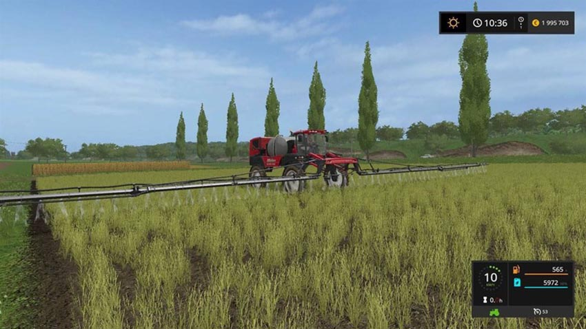 MILLER NITRO 5250 SPRAYER V 1.1