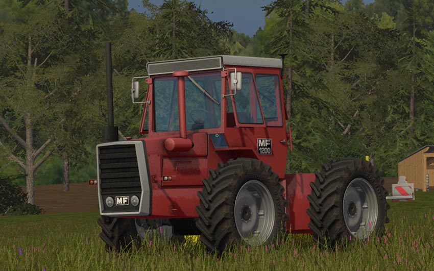 Massey Ferguson 1200 and 1250 V 1.0