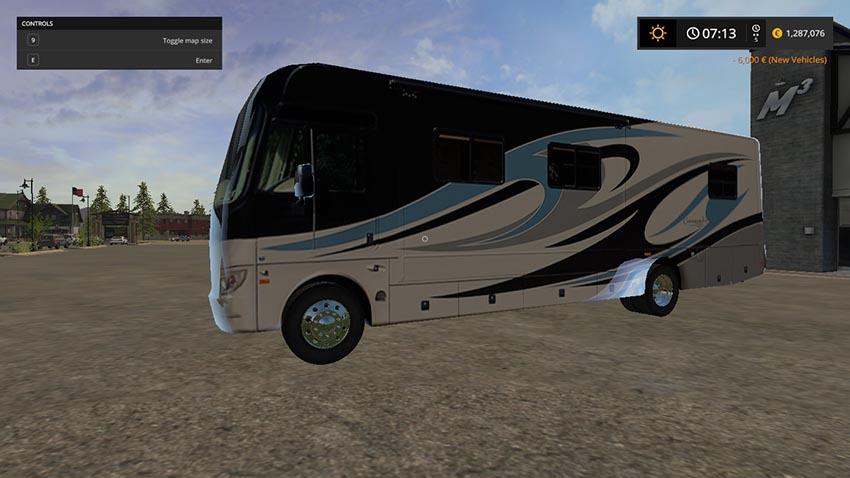 Motor Home RV v 1.0