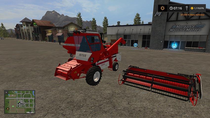 NIVA SK-5 ME1 RED v 1.1