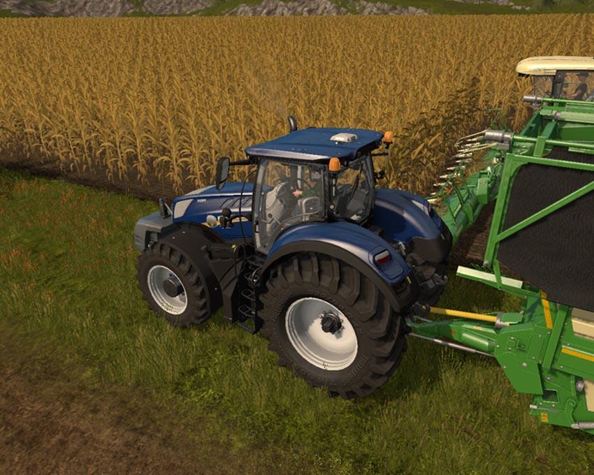 New Holland T7 Blue Power V 1.0