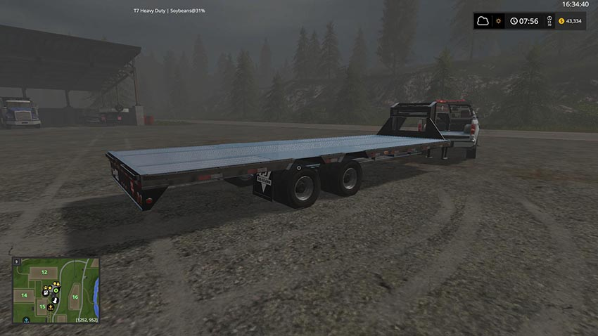 PJ Trailer 25ft v 1.1.0.0