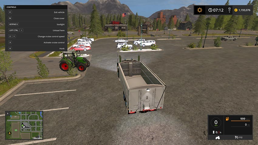 Peterbilt 389 Grain Truck V 2.0