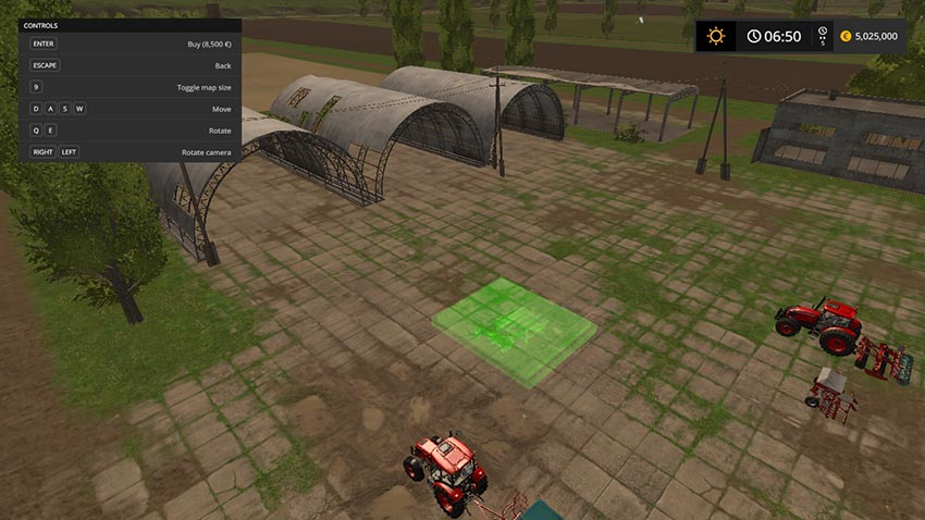 Placeable Slurry Refill Tank V 1.0