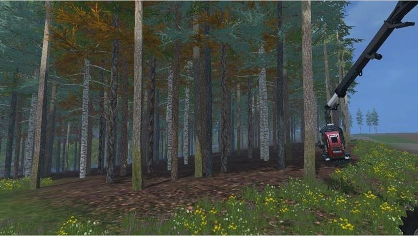 Placeable blue spruce V 1.0