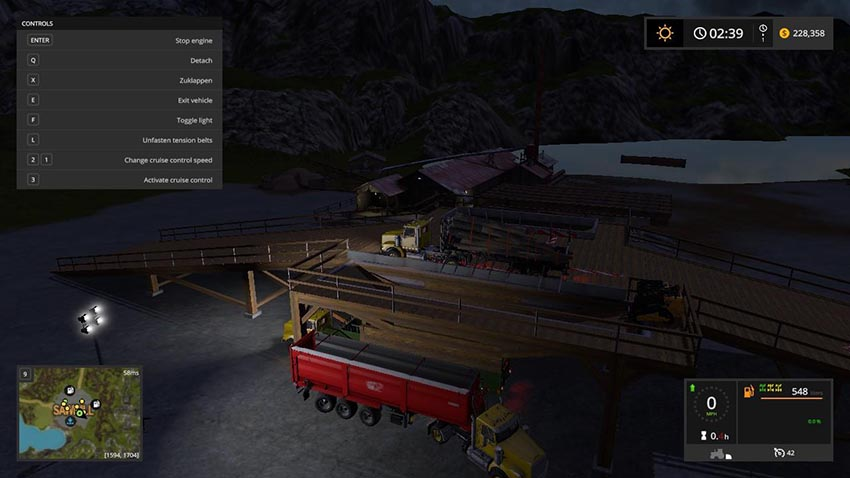 Platform ramp for beast chipper v 1.0