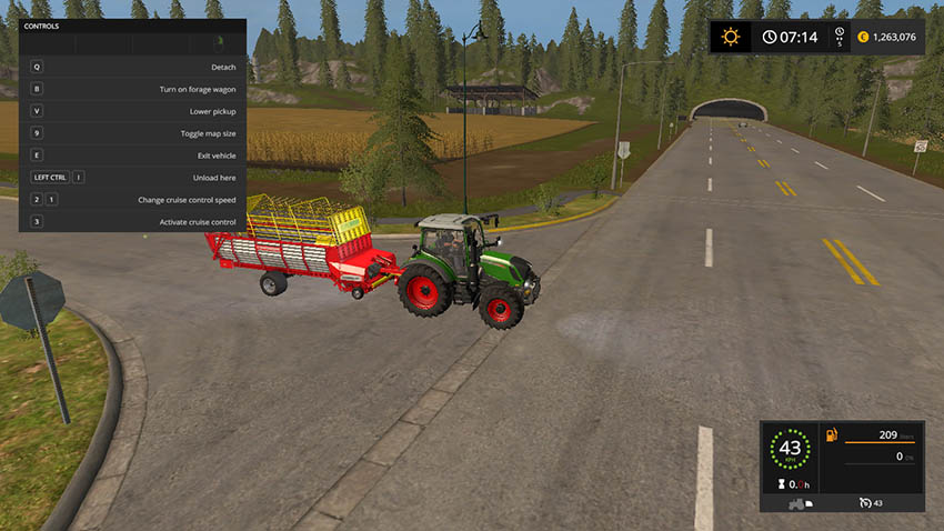 Poettinger Euro Boss 330T V 1.0