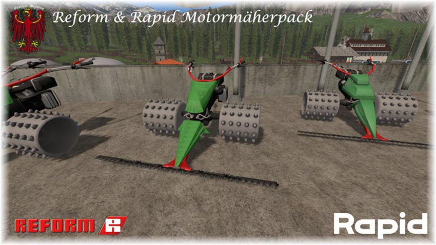 Reform And Rapid Motormaher Pack V 2.0