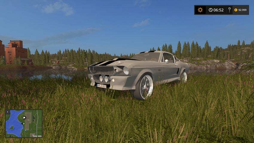 SHELBY GT 500 V 1.1