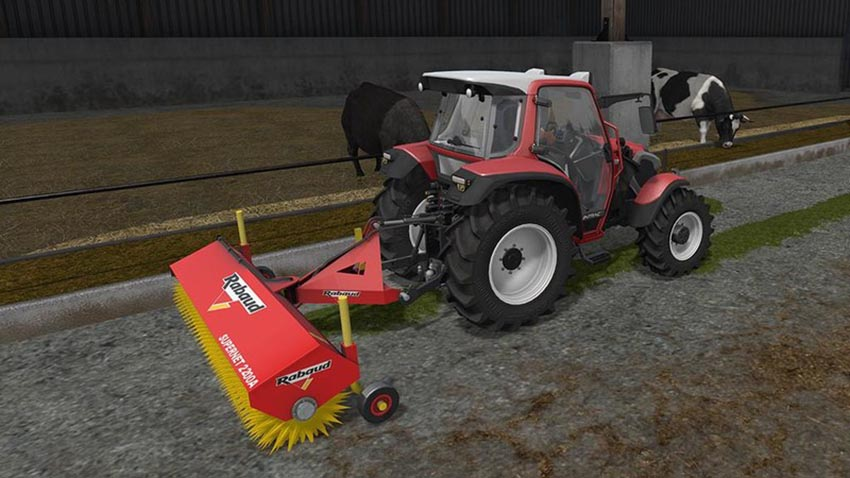 SWEEPER RABAUD SUPERNET 2200A V 1.0