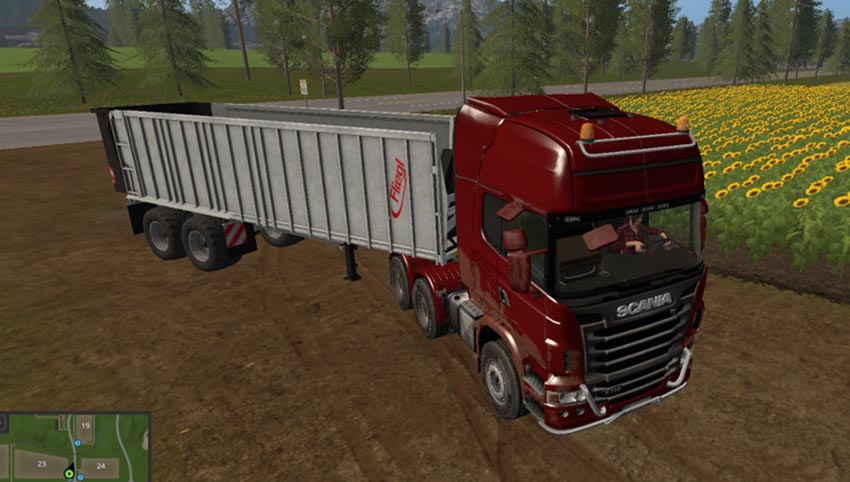 Scania R730 Lux V 1.1