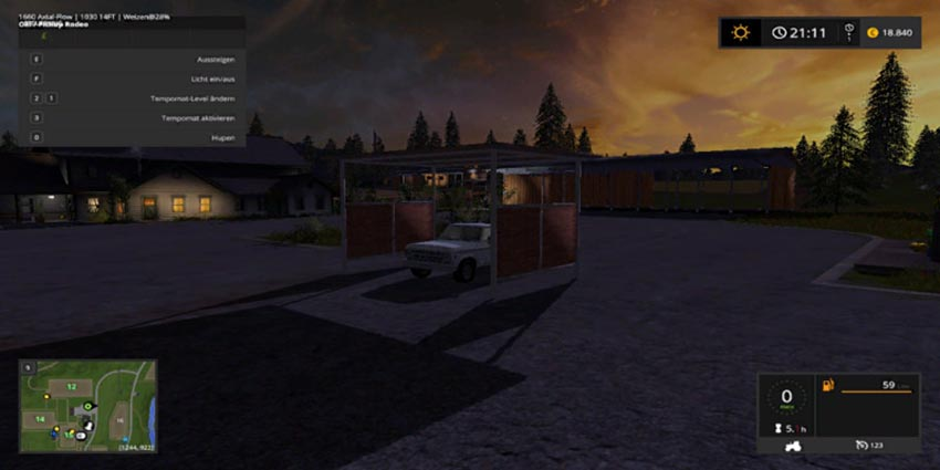 Shelter placeable V 1.0