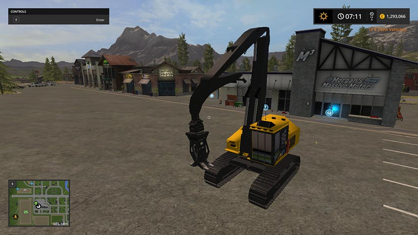 Shovel Loader V 1.0
