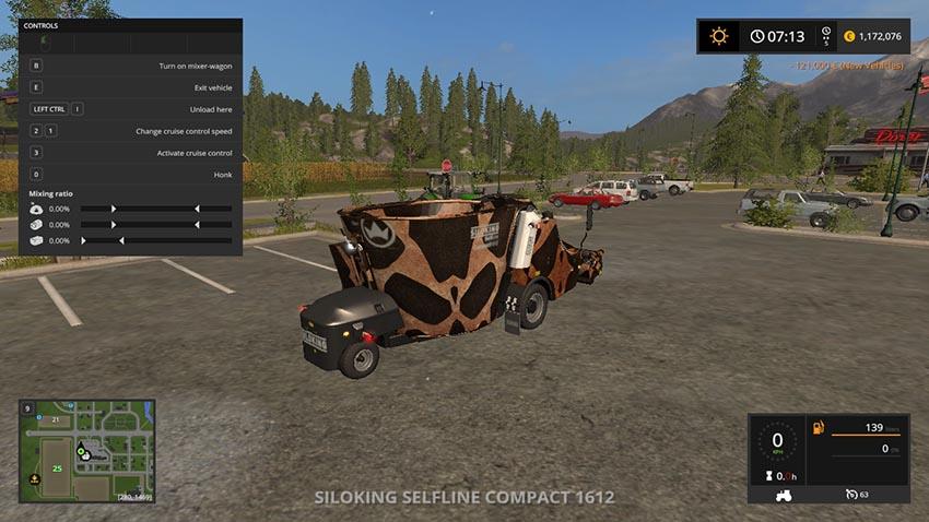 Siloking Self Line Compact 1612 72k V 1.0