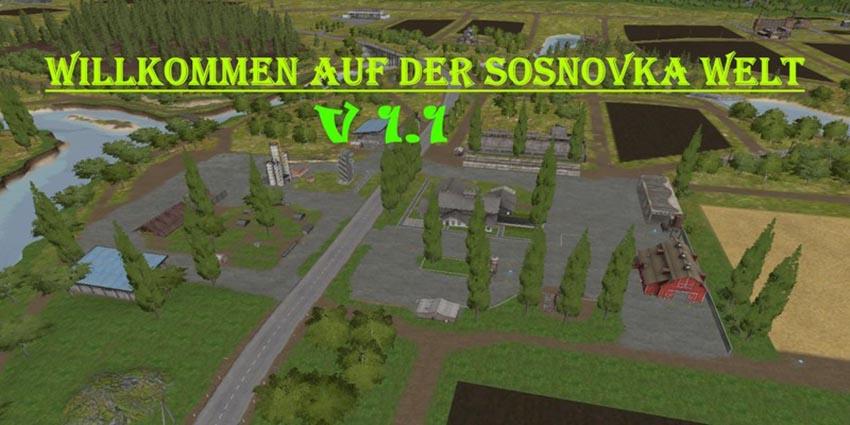 Sosnovka world V 1.1