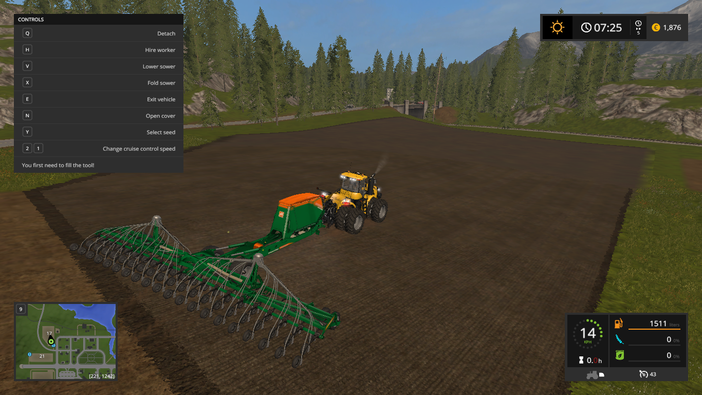 Sowing Machines Modpack V 1.0