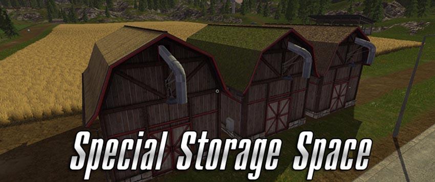 Special Storage Space V 1.0