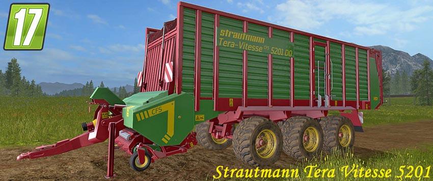 Strautmann Vitesse 5201 DO Tera V 1.1
