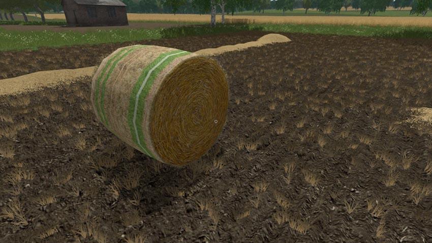 Straw bale Texture V 1.0