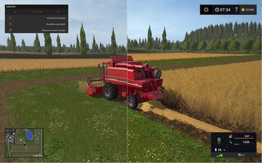 Sweet FX FS17 Improved graphics v 1.0