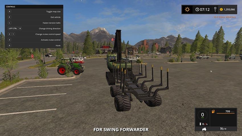 Swing Forwarder v 1.0