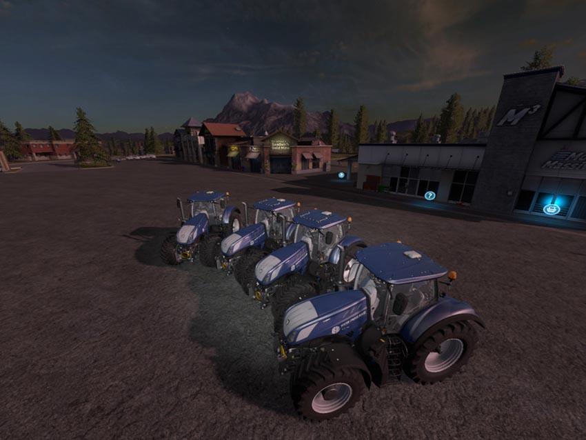 T7 Heavy Duty v 1.0.1