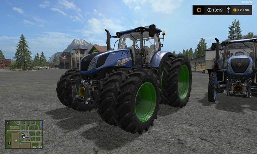 T7 Heavy Duty v 1.0